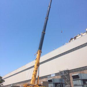 火力発電所定修工事